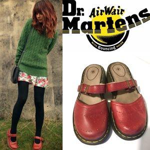Dr. Martens Mary Jane Clog